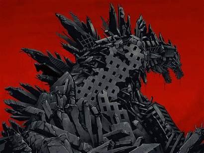 Godzilla Background Wallpapers Screensavers 4k Desktop Px