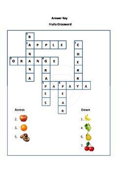 plants fruits flowers worksheets  grade