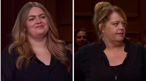 Jealous Mom Takes Daughter To 'court For Breaking Her Bed