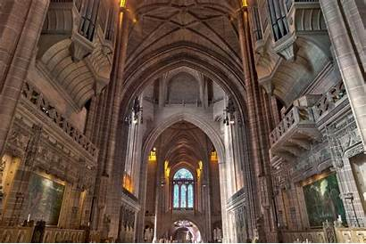 Liverpool Cathedral Compelling Churches