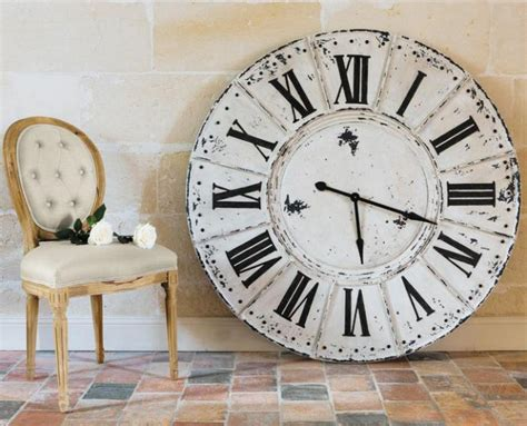 la grande horloge murale en  archzinefr