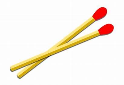 Matches Match Clipart Clip Transparent Sticks Kitchen
