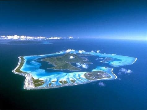 French Polynesia Paradise Destination Tourist Destinations