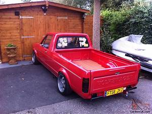 Vw Caddy Pick Up : vw mk1 caddy pick up ~ Medecine-chirurgie-esthetiques.com Avis de Voitures