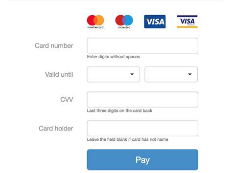Debit cards, credit cards, net banking, travel vouchers, mobikwik and premier miles. How do I pay using a credit card? - ScryptCube