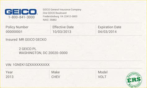 Fake car insurance fill online printable fillable blank pdffiller document card pdf. Free fake auto insurance card template   Car safety   Car insurance   Safecar.info