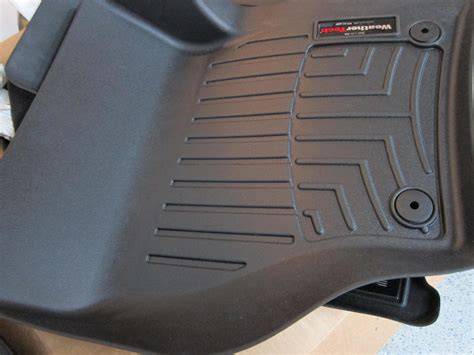 Porsche Cayenne Floor Mat by Weathertech Floor Mats For Cayenne 2011 Rennlist