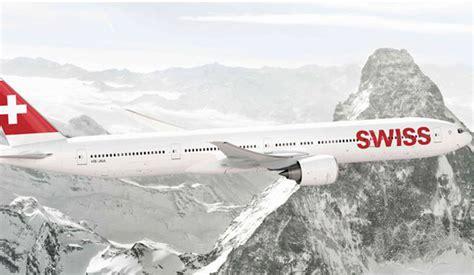 siege swiss swiss nouvelle cabine et nouvel avion vedette boeing 777