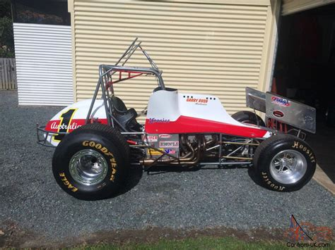 Ebay Race Cars For Sale by Vintage Sprintcar Speedway Chev Race Engine In Qld