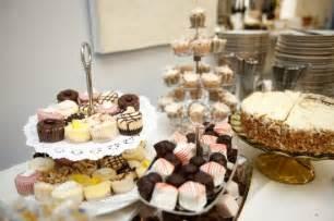 Wedding Reception Dessert Ideas