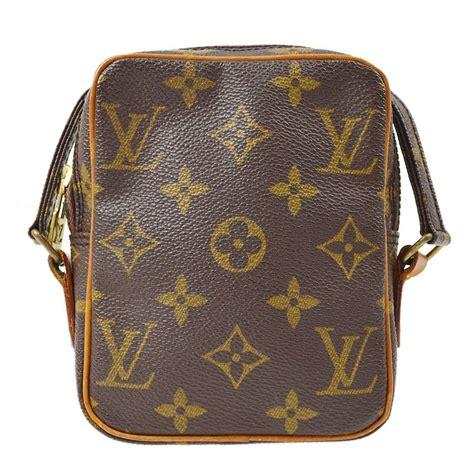 louis vuitton mini danube shoulder bag monogram