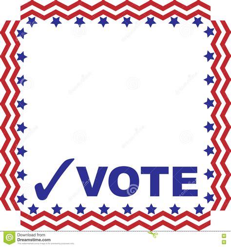 bureau maire de blanc un graphique bleu de vote avec le cadre
