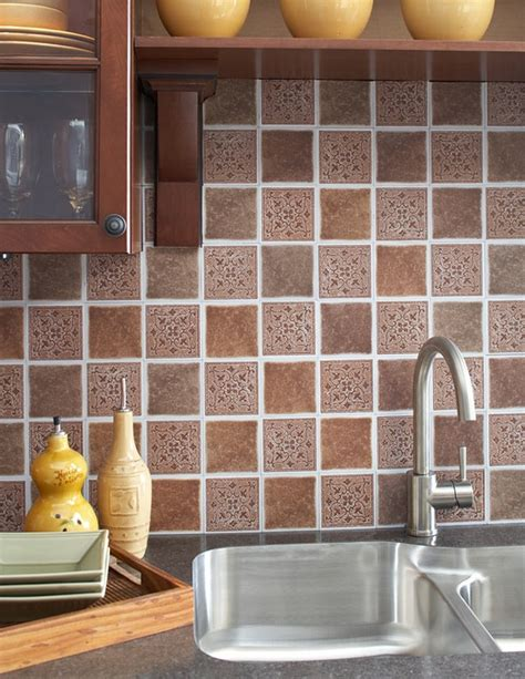 peel and stick backsplash for kitchen peel and stick backsplash ideas for your kitchen decozilla 9072