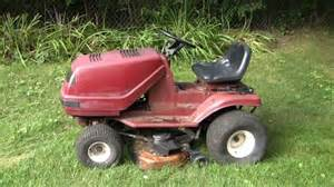noma murray lawn tractor hd youtube
