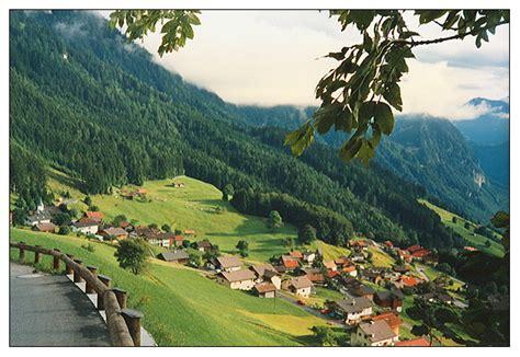 places liechtenstein