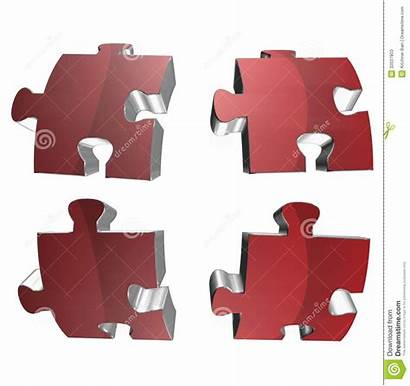 Jigsaw Illustrations Object