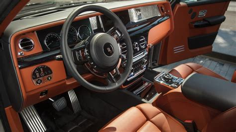 rolls royce phantom  interior wallpaper hd car