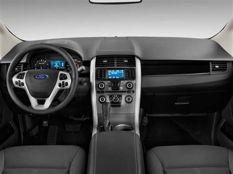 image  ford edge  door se fwd dashboard size