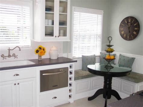20 small eat in kitchen ideas tips dining chairs artisan crafted iron furnishings and