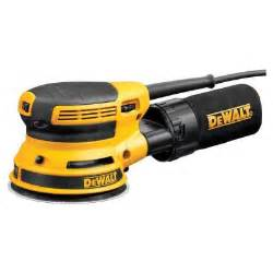 dewalt 5 in low profile random orbital sander d26456