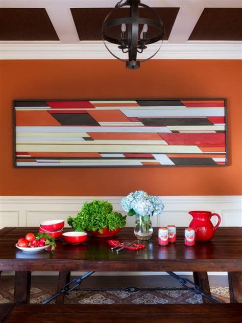modern wood wall art  plywood hgtv