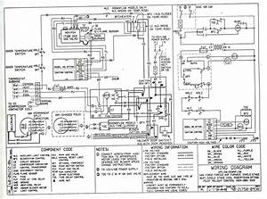 St 6425  Goodman Motherboard Wiring Color Code Free Diagram