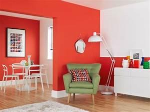 Couleur Peinture Salon : couleur saumon peinture murale ~ Preciouscoupons.com Idées de Décoration