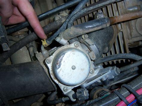Yamaha Big Bear 400 Carburetor Diagram 2001 Yamaha Big Bear 400