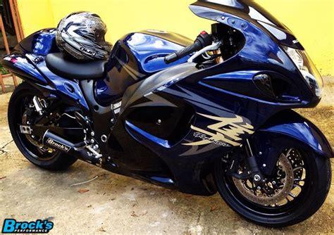 Suzuki Hayabusa Exhaust by Santos S Suzuki Hayabusa Equipped With Our