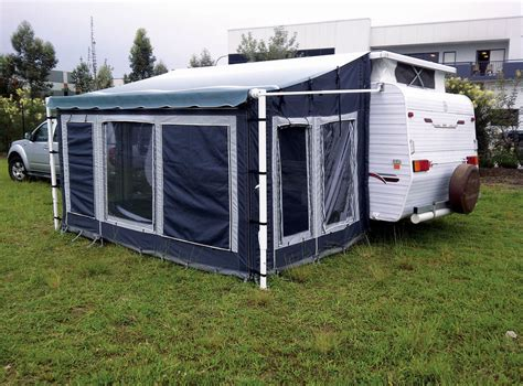 11' Coast Annexe Wall Kit For Rollout Awnings Suits