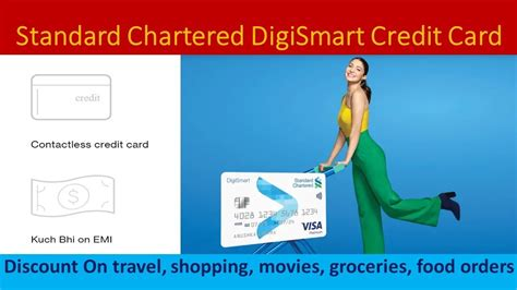 How to make scb credit card bill payment online| pay through scb credit card bill desk, mobile banking, cheque or neft. Standard Chartered DigiSmart credit card full details - YouTube