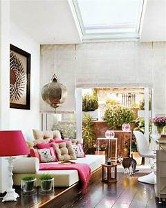 Moroccan, Inspired, Living, Room, Design, Ideas