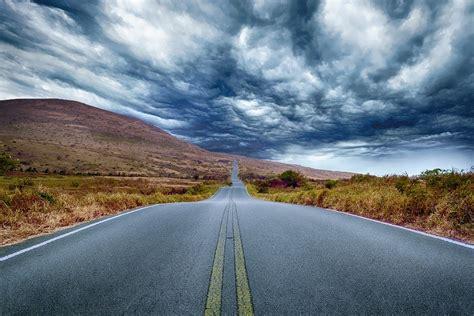 road   landscape travel  image  pixabay