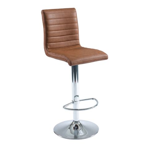 Sofas With Interest Free Credit by Ripple Faux Leather Bar Stool Tan Dwell