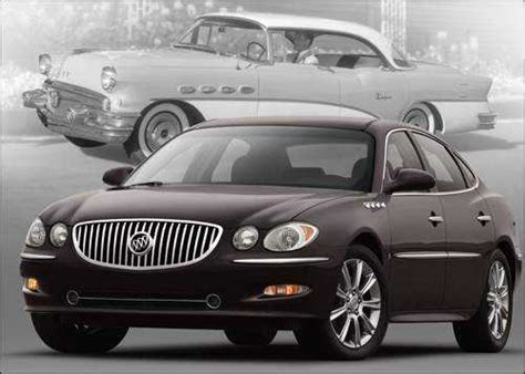 2008 Buick Lacrosse Reviews by Review 2008 Buick Lacrosse