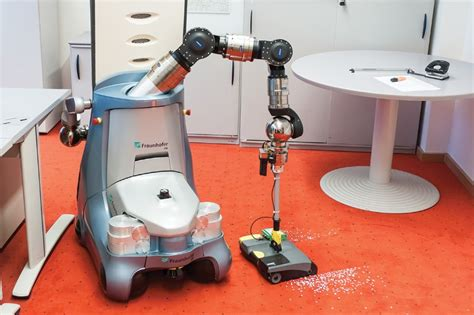 floor cleaning robot project pdf robot cleaner can empty bins and sweep floors new scientist