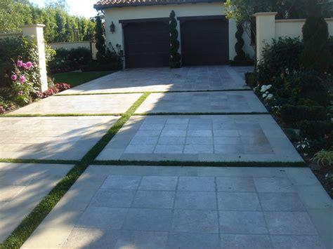 driveway pictures positive features of the decorative concrete driveways aluminum floormat store
