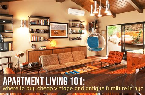 The Best Places To Buy Cheap Vintage And Antique Furniture