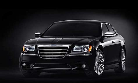 Chrysler Car : Chrysler Logo, History Timeline And List Of Latest Models