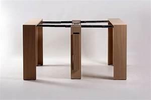 Console Transformable En Table : console convertible en ch ne brin d 39 ouest ~ Teatrodelosmanantiales.com Idées de Décoration