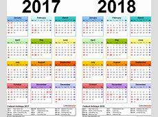 2018 Calendar Image weekly calendar template