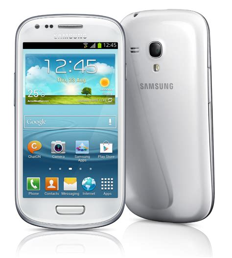 samsung galaxy s3 mini steps out
