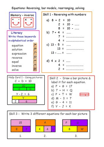 Money Worksheets Maths Aids