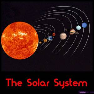 How to Draw the Solar System, Step by Step, Outer Space ...