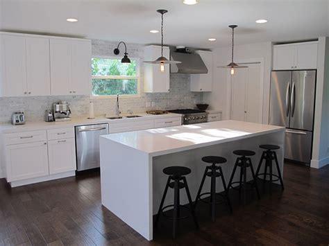 white kitchen with island tips to design white kitchen island midcityeast