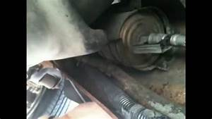 Ford Fuel Filter Change F150 1995