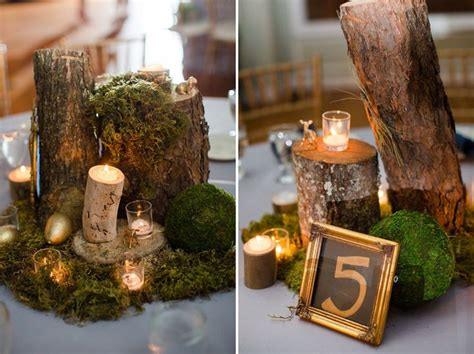 Our Woodsy Theme As Captured By Katelyn Alsop We Loved