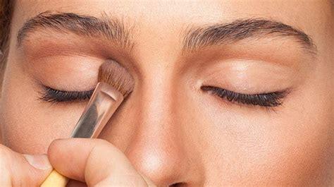 contour  eyes based  eye shape makeup