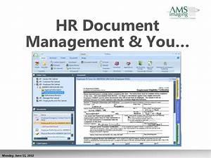human resources document management With hr document management