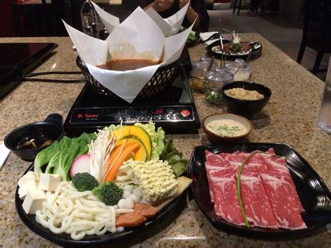 top 10 shabu shabu pot restaurants in orange county